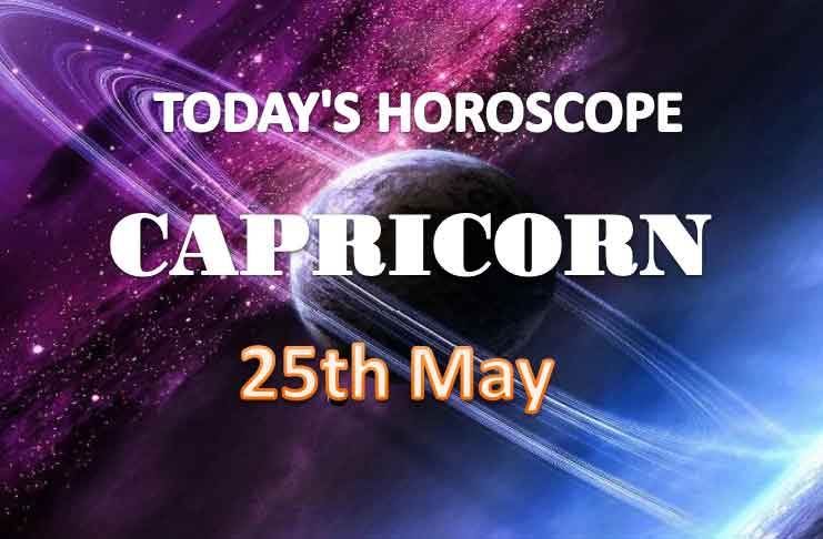 capricorn daily horoscope for today tuesday may 25th 2021