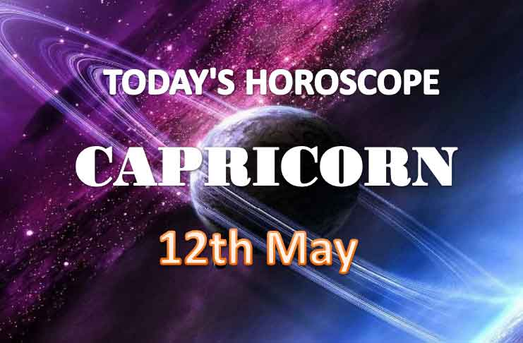 capricorn daily horoscope for today wednesday may 12th 2021