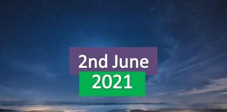 daily horoscope today 2nd june 2021