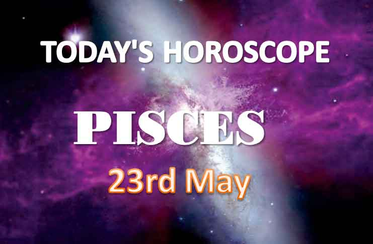 pisces daily horoscope for today sunday may 23rd 2021