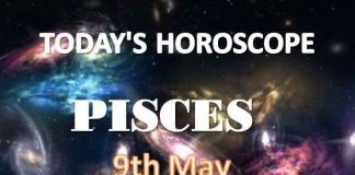 pisces daily horoscope for today sunday may 9th 2021
