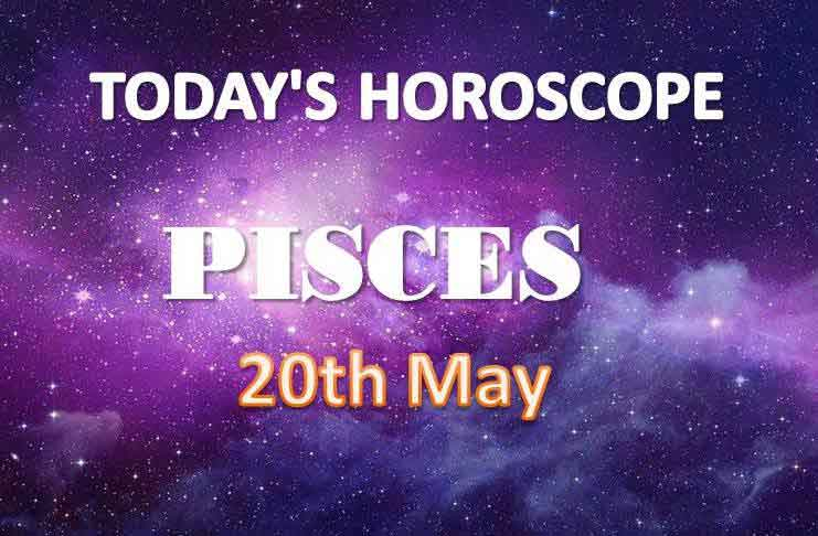 pisces daily horoscope for today thursday may 20th 2021