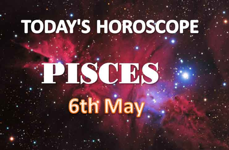 pisces daily horoscope for today thursday may 6th 2021