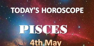pisces daily horoscope for today tuesday may 4th 2021