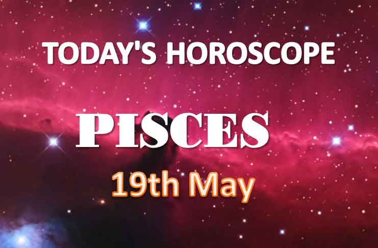 pisces daily horoscope for today wednesday may 19th 2021