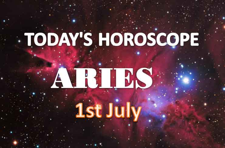aries daily horoscope for today thursday july 1st 2021