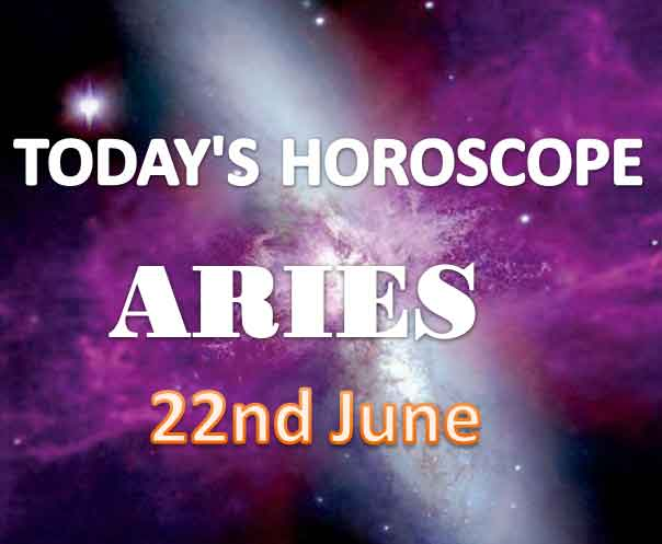 aries daily horoscope for today tuesday june 22nd 2021