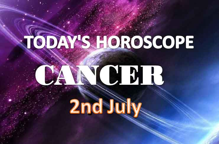 cancer daily horoscope for today friday july 2nd 2021