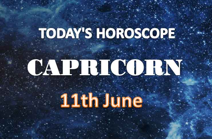 capricorn daily horoscope for today friday june 11th 2021