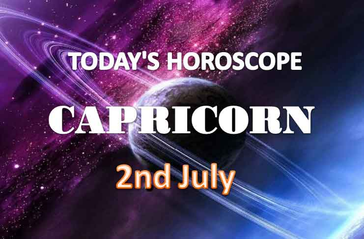 capricorn daily horoscope for today friday july 2nd 2021