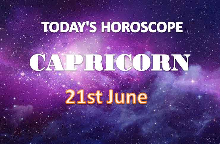 capricorn daily horoscope for today monday june 21st 2021