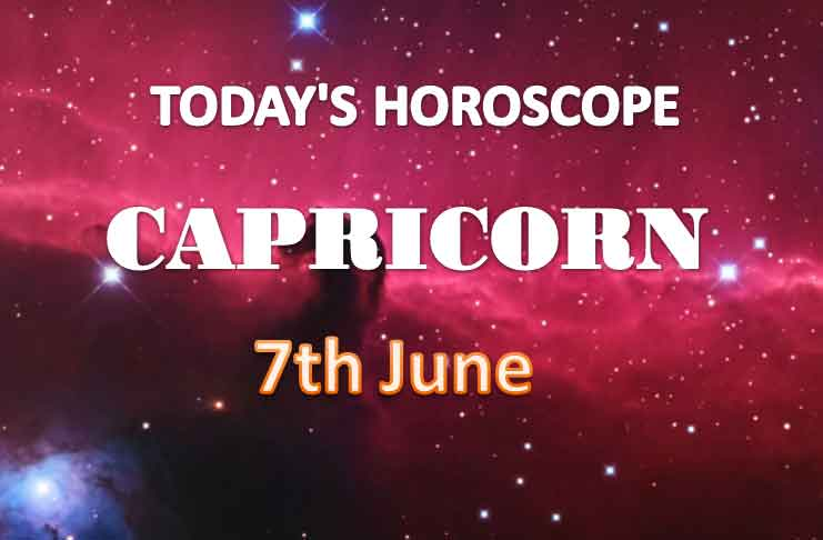 capricorn daily horoscope for today monday june 7th 2021