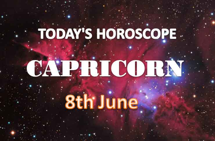 capricorn daily horoscope for today tuesday june 8th 2021