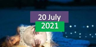 daily horoscope for today 20th july 2021