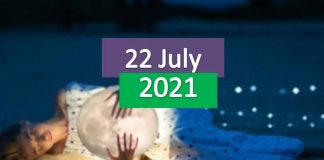 daily horoscope for today 22nd july 2021