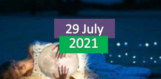 daily horoscope for today 29th july 2021