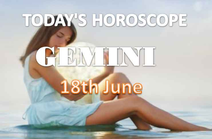 gemini daily horoscope for today friday june 18th 2021