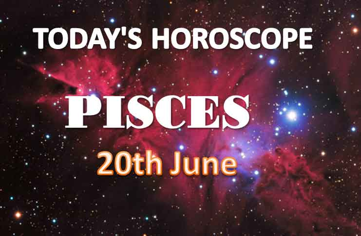 pisces daily horoscope for today sunday june 20th 2021