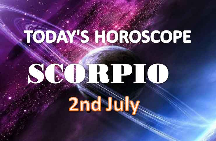 scorpio daily horoscope for today friday july 2nd 2021