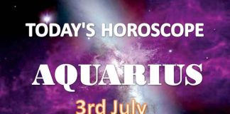 aquarius daily horoscope for today saturday july 3rd 2021