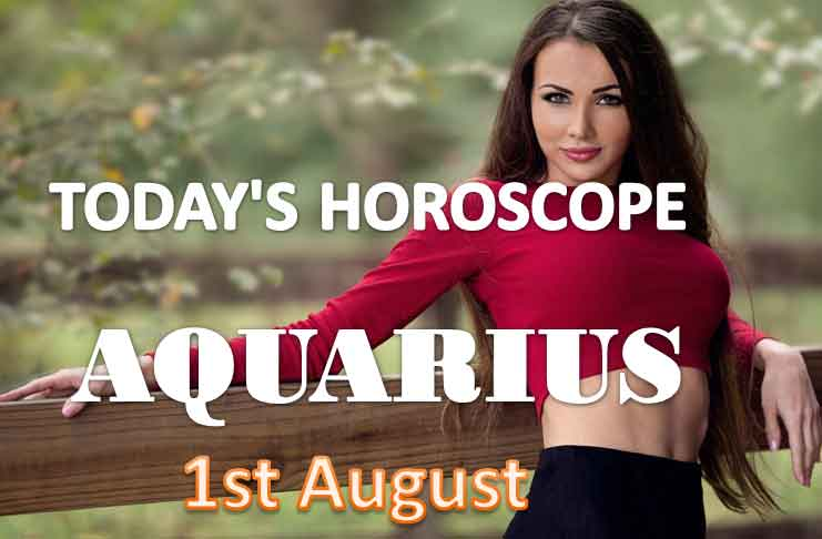 aquarius daily horoscope for today saturday august 1st 2021