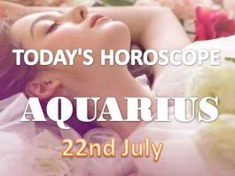 aquarius daily horoscope for today thursday july 22nd 2021