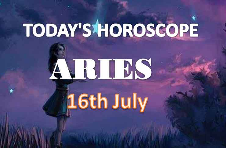 aries daily horoscope for today friday july 16th 2021
