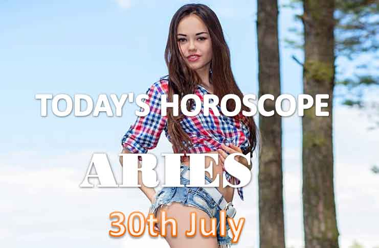 aries daily horoscope for today friday july 30th 2021