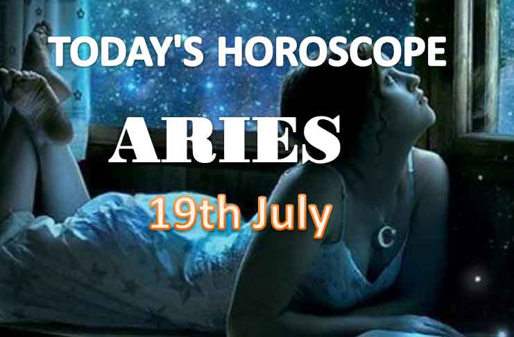 aries daily horoscope for today monday july 19th 2021