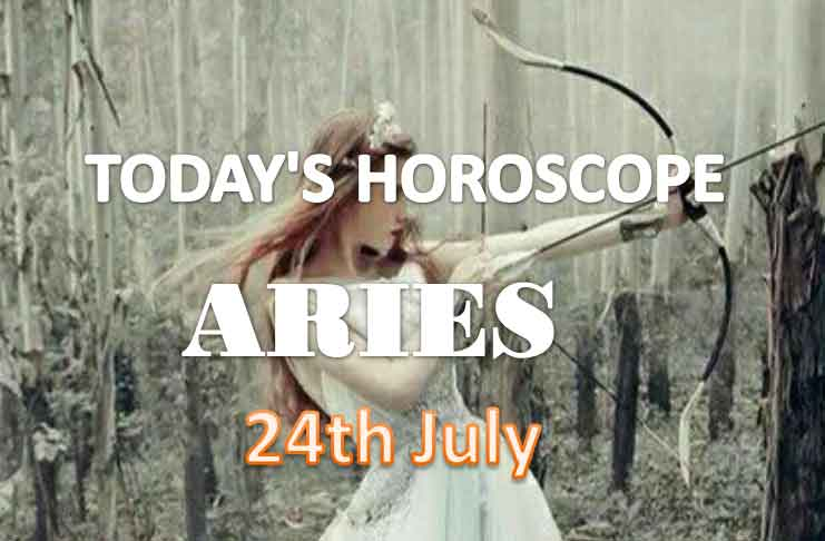 aries daily horoscope for today saturday july 24th 2021