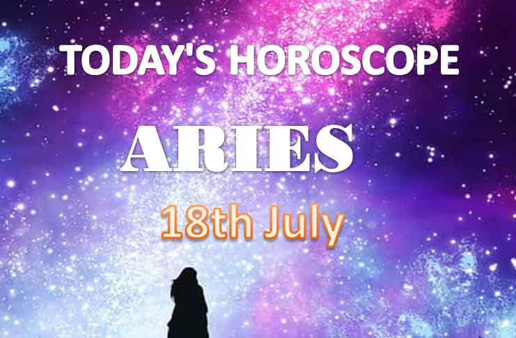 aries daily horoscope for today sunday july 18th 2021
