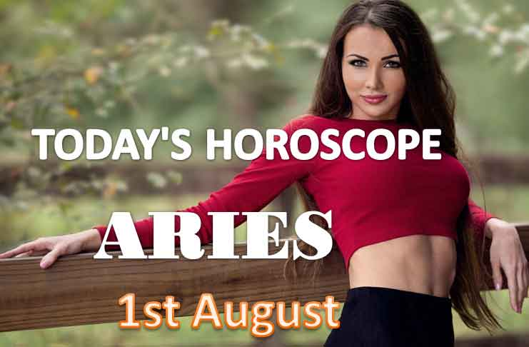 aries daily horoscope for today saturday august 1st 2021