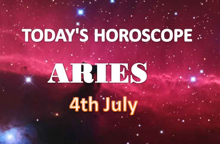 aries daily horoscope for today sunday july 4th 2021