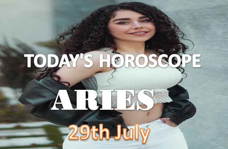aries daily horoscope for today thursday july 29th 2021
