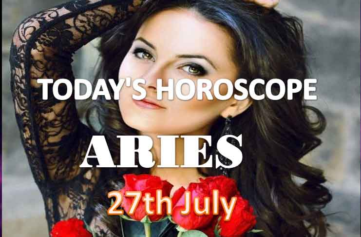 aries daily horoscope for today tuesday july 27th 2021