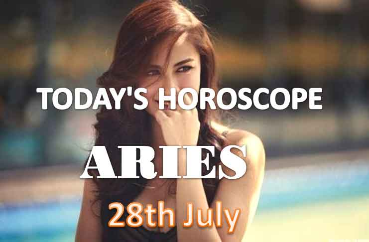 aries daily horoscope for today wednesday july 28th 2021