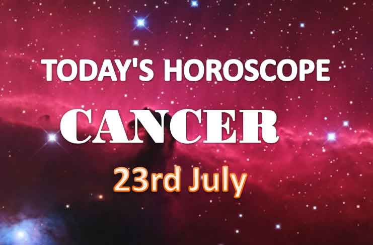 cancer daily horoscope for today friday july 23rd 2021