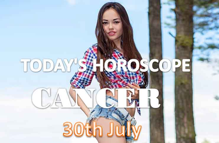 cancer daily horoscope for today friday july 30th 2021