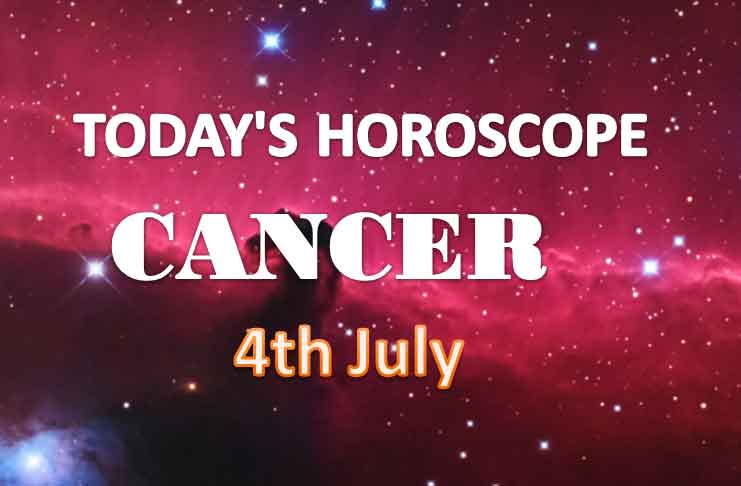 cancer daily horoscope for today sunday july 4th 2021