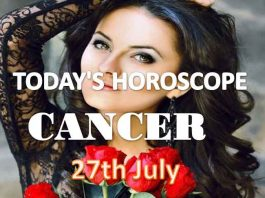 cancer daily horoscope for today tuesday july 27th 2021