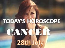 cancer daily horoscope for today wednesday july 28th 2021