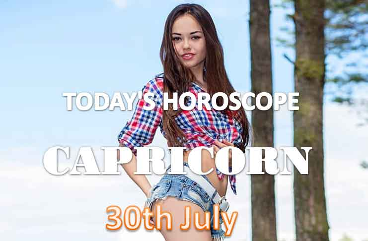 capricorn daily horoscope for today friday july 30th 2021