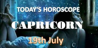 capricorn daily horoscope for today monday july 19th 2021
