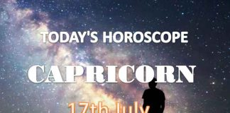 capricorn daily horoscope for today saturday july 17th 2021