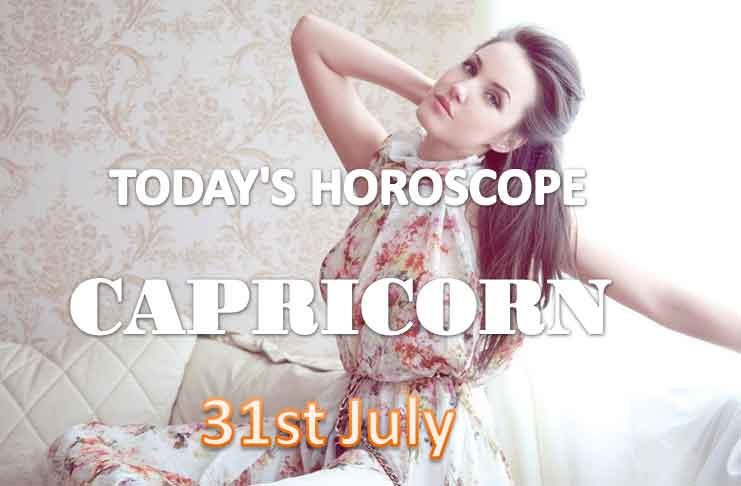 capricorn daily horoscope for today saturday july 31st 2021