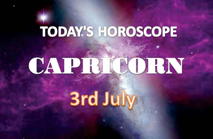 capricorn daily horoscope for today saturday july 3rd 2021