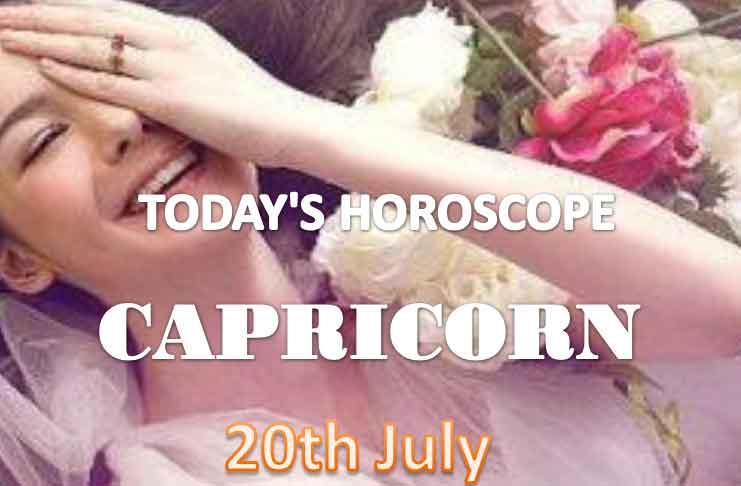 capricorn daily horoscope for today tuesday july 20th 2021