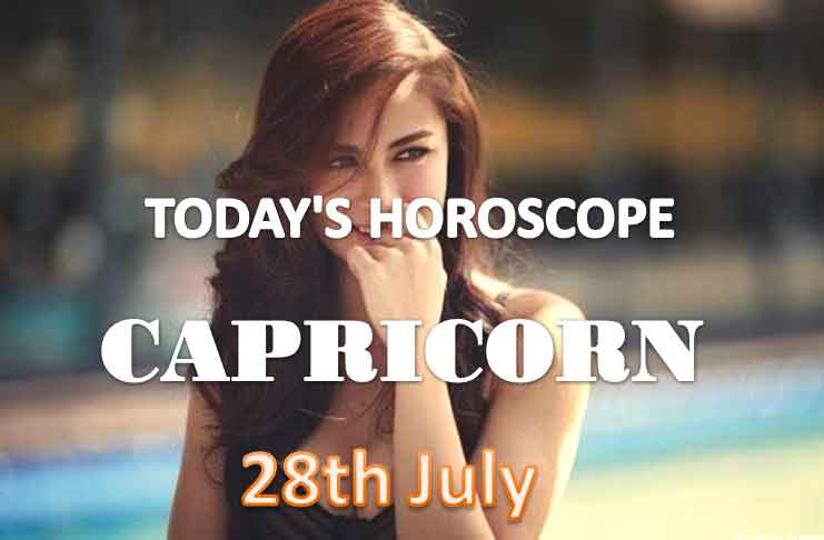 capricorn daily horoscope for today wednesday july 28th 2021
