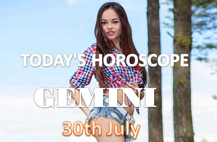 gemini daily horoscope for today friday july 30th 2021