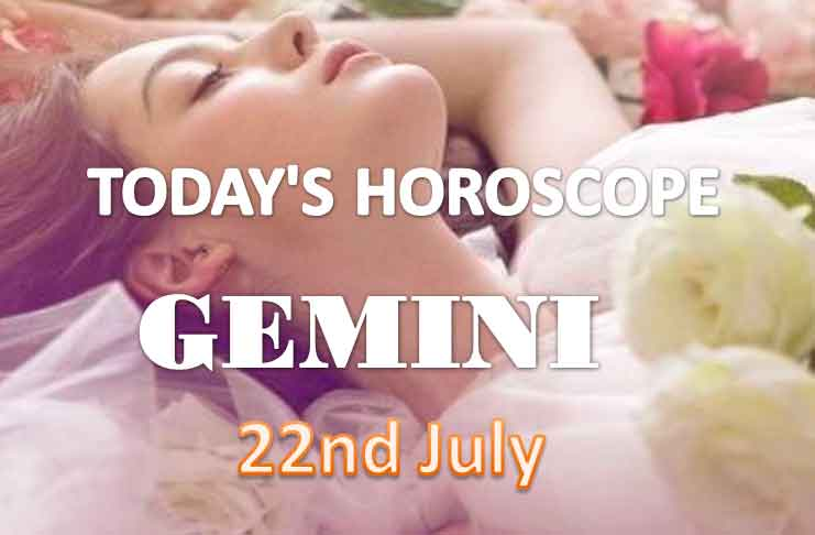 gemini daily horoscope for today thursday july 22nd 2021